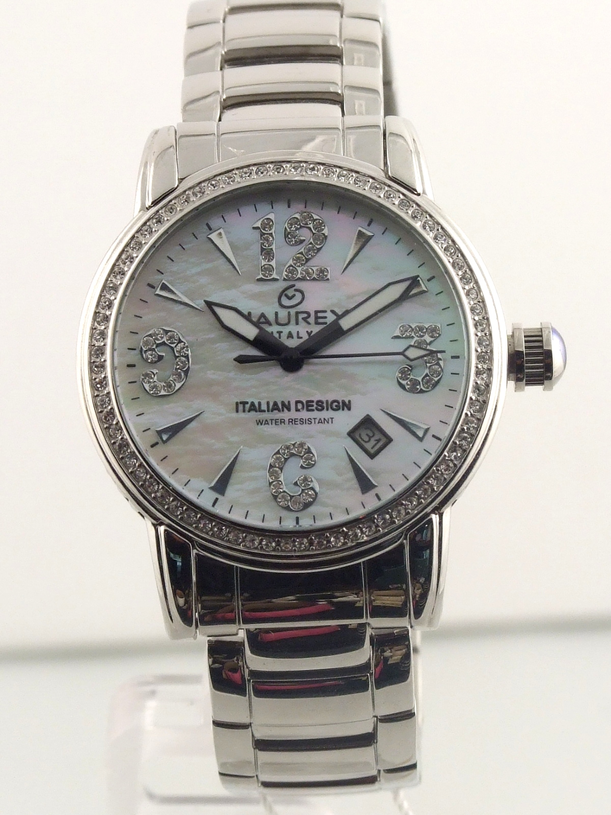 Haurex inteus ladie 39 s watch ebay for Haurex watches