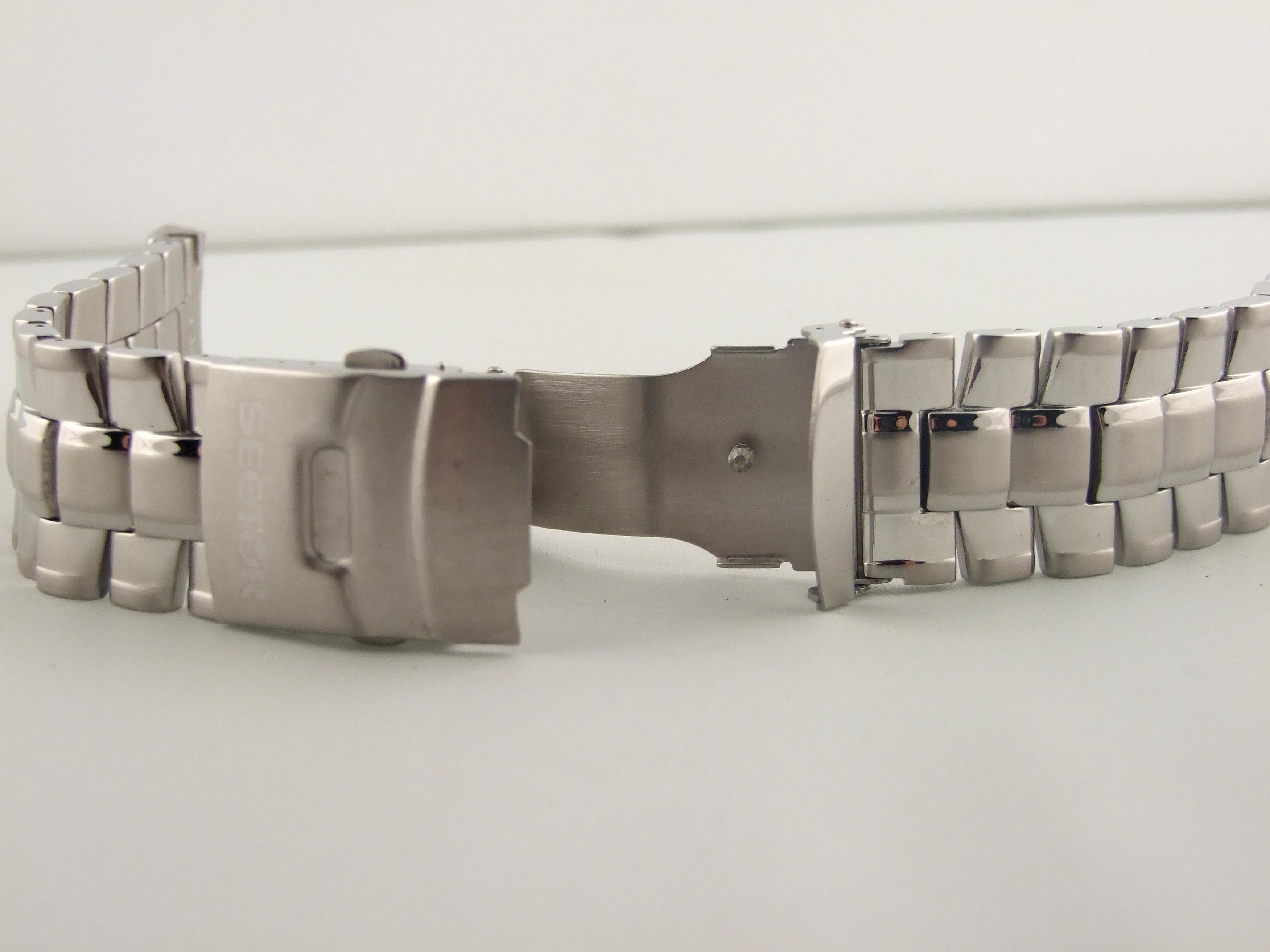 Cinturino bracciale 24 mm per orologio sector dive master o mountain master ebay - Sector dive master istruzioni ...