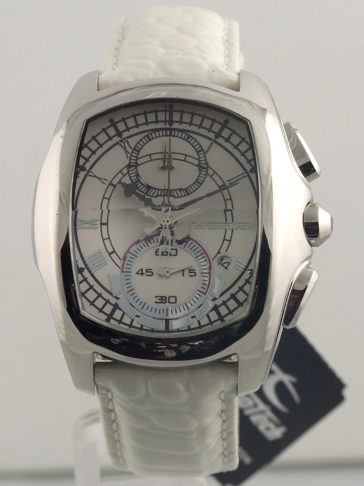 CHRONOTECH PRISMA BIG BEN CHRONO CT7895M/99 MEN'S WATCH
