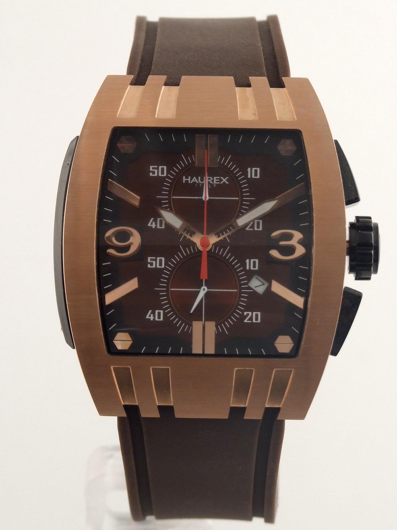 Haurex mangusta 3c chrono men 39 s watch for Haurex watches