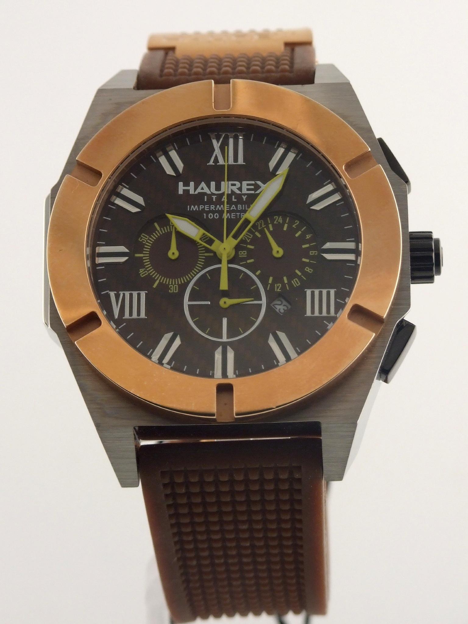 Haurex challenger chrono men 39 s watch ebay for Haurex watches