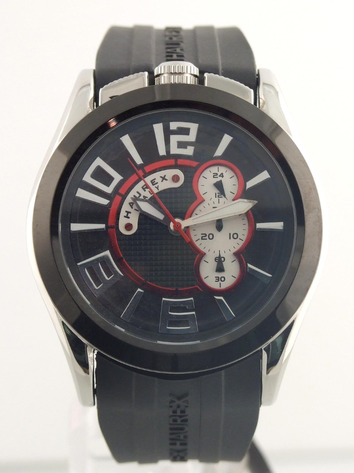 Haurex blaze 3d333 chrono men 39 s watch for Haurex watches