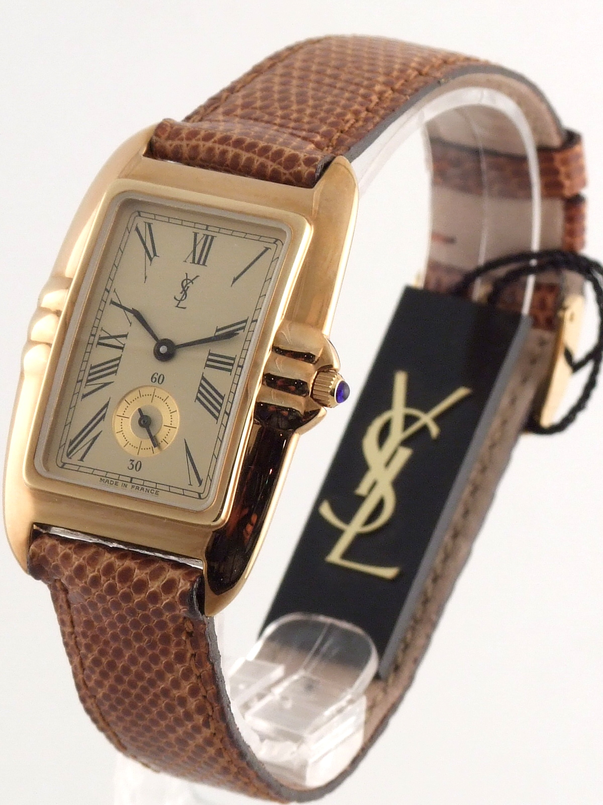 Ysl Yves Saint Laurent Swiss Made Ladie S Watch Yves