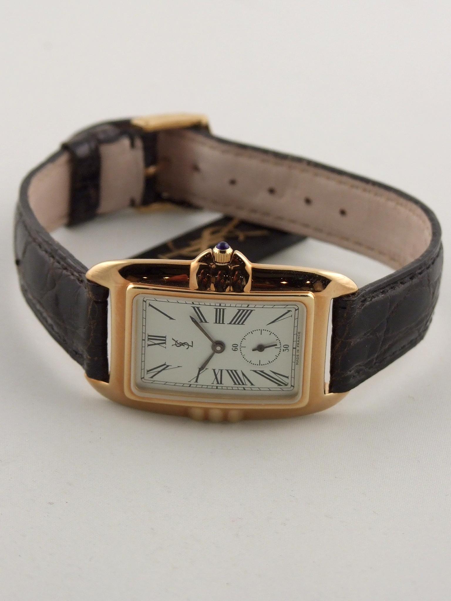 ysl yves saint laurent 593145 ladie's watch
