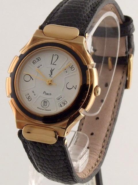 ysl yves saint laurent 3218 wrist watch