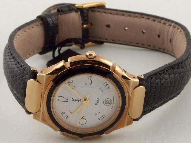 yves saint laurent jewellery - YSL Yves Saint Laurent Y50Y71 Wrist Watch | eBay