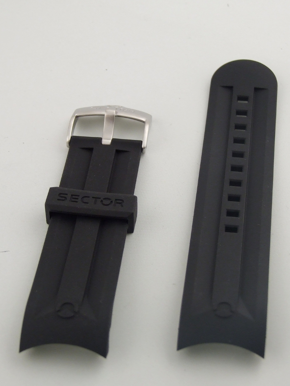 Cinturino 24 mm per orologio sector dive master o mountain master ebay - Sector dive master istruzioni ...